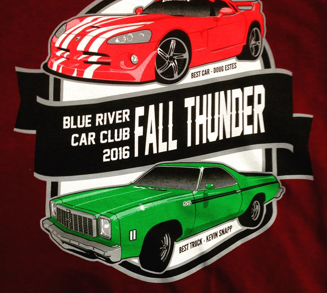 Blue River Car Club